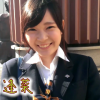 OTK COLLECTORSの春の制服スペシャル編シーン1「杉山逢菜」